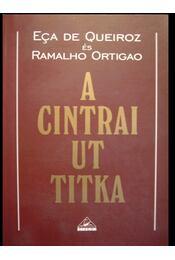 A cintrai ut titka - Régikönyvek