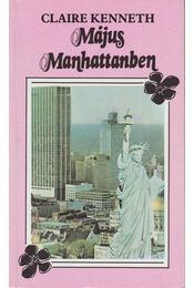 Május Manhattanben - Claire Kenneth - Régikönyvek