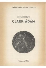 Clark Ádám - Régikönyvek