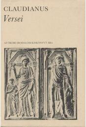 Claudianus versei - Régikönyvek