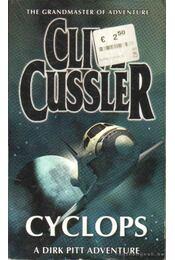 Cyclops - Clive Cussler - Régikönyvek