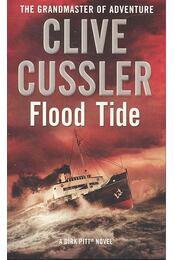 Flood Tide - Clive Cussler - Régikönyvek