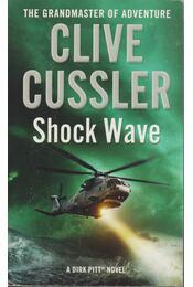 Shock Wave - Clive Cussler - Régikönyvek