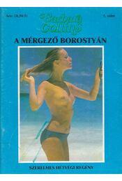 A mérgező borostyán - Collins, Barbara - Régikönyvek