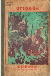 Úttörők - Cooper - Régikönyvek