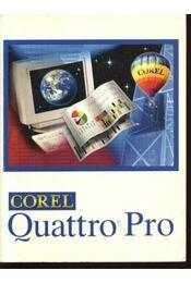 Corel Quattro Pro - Régikönyvek