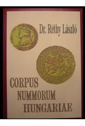 Corpus nummorum hungariae - Régikönyvek