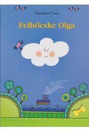 Felhőcske Olga - Costa, Nicoletta - Régikönyvek