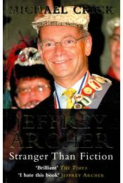 Jeffrey Archer - CRICK, MICHAEL - Régikönyvek