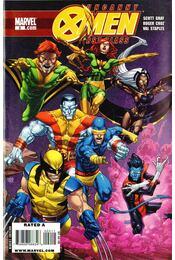 Uncanny X-Men: First Class No. 2 - Cruz, Roger, Gray, Scott - Régikönyvek