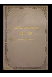 Csallóköz vizmentesitése 1854-től - 1864-ig - Régikönyvek