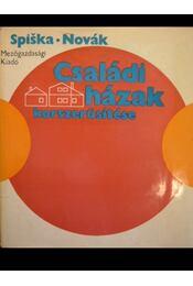 Családi házak korszerűsítése - Régikönyvek