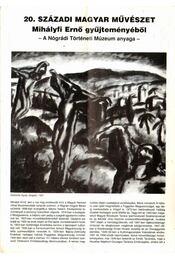 20. századi magyar művészet Mihályfi Ernő gyűjteményéből - Csaplár Ferenc - Régikönyvek
