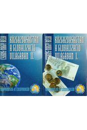 Közgazdaságtan a globalizáció világában I-II. - Csikós-Nagy Béla - Régikönyvek