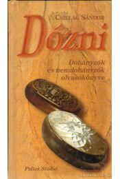 Dózni - Csillag Sándor - Régikönyvek
