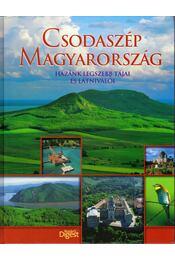 Csodaszép Magyarország - Régikönyvek