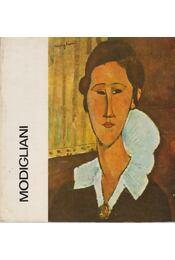 Modigliani - Csorba Géza - Régikönyvek