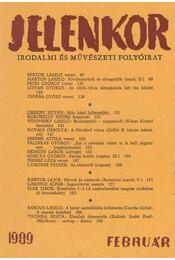 Jelenkor 1989. február - Csordás Gábor - Régikönyvek
