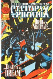 The Further Adventures of Cyclops and Phoenix Vol. 1. No. 3 - Milligan, Peter, Leon, John Paul - Régikönyvek