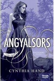 Angyalsors - Cynthia Hand - Régikönyvek