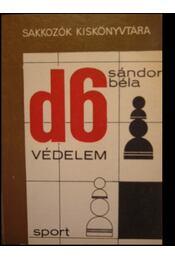 d6 Védelem - Régikönyvek