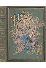 Dalok könyve - Heine - Régikönyvek