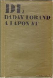 A lápon át - Daday Loránd - Régikönyvek