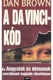 A Da Vinci-kód - Dan Brown - Régikönyvek