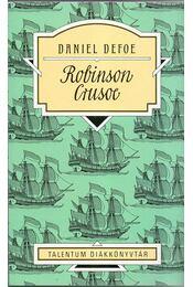 Robinson Crusoe - Daniel Defoe - Régikönyvek