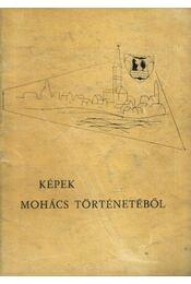 Képek Mohács történetéből - Dankó Imre, Bándi Gábor - Régikönyvek