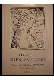 Dante - Isteni színjáték - Régikönyvek