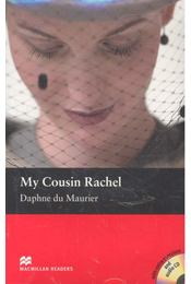 My Cousin Rachel - CD - Level 5 - Intermediate - Daphne du Maurier - Régikönyvek