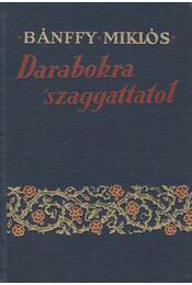Darabokra szaggattatol - Régikönyvek