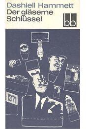 Der gläserne Schlüssel - Dashiell Hammett - Régikönyvek