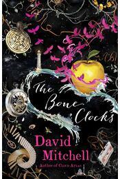 The Bone Clocks - David Mitchell - Régikönyvek