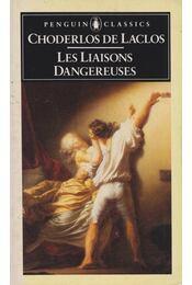 Les Liaisons Dangereuses - de Laclos, Choderlos - Régikönyvek