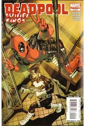 Deadpool: Suicide Kings No. 2 - Régikönyvek