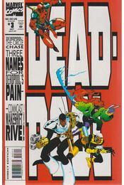 Deadpool: The Circle Chase Vol. 1. No. 3. - Régikönyvek