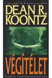 Végítélet - Dean R. Koontz - Régikönyvek
