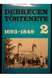 Debrecen története 2. - Régikönyvek