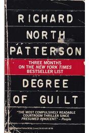 Degree of Guilt - Régikönyvek