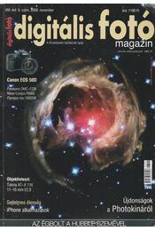 Digitális fotó magazin 2008. VIII. évf. 9. szám - Dékán István - Régikönyvek