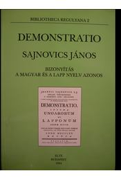 Demonstratio - Régikönyvek