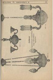 Dénes Testvérek árjegyzék 1930/IV. - Régikönyvek