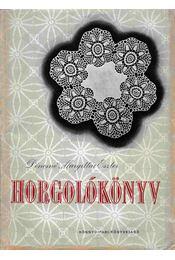 Horgolókönyv - Régikönyvek