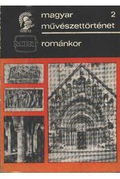 Románkor - Dercsényi Dezső - Régikönyvek