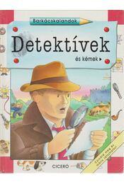 Detektívek és kémek - Régikönyvek