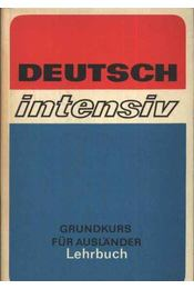 Deutsch intensiv - Régikönyvek