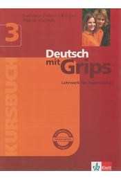 Deutsch mit Grips Band 3 - Kursbuch - Régikönyvek