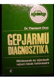 Gépjárműdiagnosztika - Régikönyvek